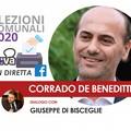 Dialogo di mezzogiorno con il candidato sindaco Corrado De Benedittis