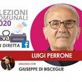 Dialogo di mezzogiorno con il candidato sindaco Luigi Perrone