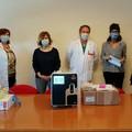 Ancora un dono di Granoro alla sanità pubblica: nuove apparecchiature per l'ospedale di Molfetta