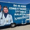 In camper da Bari a Corato per parlare di sindrome di Down