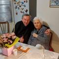 Cento candeline per nonna Filomena