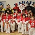 Karate: ottima prestazione dei piccoli samurai del maestro Ignazio Gravina