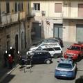 Ladri di chianche in fuga nel centro cittadino, intervento della Polizia