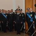 Cambio al vertice del Comando Legione Carabinieri Puglia