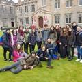 """Gli studenti del  """"Federico II Stupor Mundi """" ad Edimburgo"""