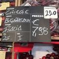 Annata negativa per le ciliegie pugliesi, prezzi alle stelle