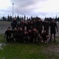 Rugby, l'under 14 per la prima volta in campo