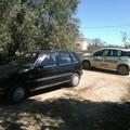 Rinvenuta auto rubata nelle campagne di Corato