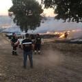 Corato tra le aree maggiormente colpite dagli incendi nell'estate 2017