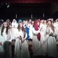 """Gli studenti dell' I. C. Tattoli-De Gasperi protagonisti del recital: """"Anche oggi è Natale"""""""