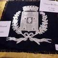 Lo stemma di Corato realizzato a tombolo vincitore del Concorso Nazionale di Bolsena