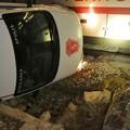Auto travolta da treno a Terlizzi: le precisazioni di Apulia Vigilanza
