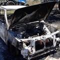La strage delle vecchie Panda, rubate e bruciate nelle campagne tra Ruvo e Terlizzi