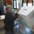 """Va a votare a 107 anni:  """"Voglio eleggere il mio sindaco """""""