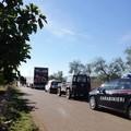 Assalto a tir sulla statale a Corato, autista rapinato e sequestrato