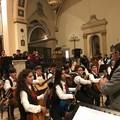 """L'orchestra della Tattoli - De Gasperi emoziona con le  """"Note e voci del Natale """""""