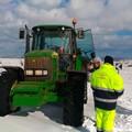 Neve, Coldiretti inizia la conta dei danni in agricoltura