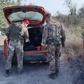Furti d'auto, Carabinieri setacciano Cerignola. Rinvenuta auto rubata a Corato