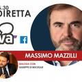 Massimo Mazzilli ospite di CoratoViva. Questo pomeriggio in diretta