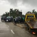 Brutto incidente sulla Corato - Bisceglie, due feriti