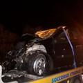 Drammatico schianto sulla A14, due morti. Coinvolto poliziotto di Corato