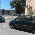 Ennesimo incidente all'incrocio tra via Gravina e via Palermo