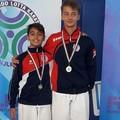 Due atleti coratini al campionato italiano di Karate
