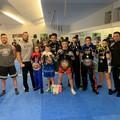 Kickboxing, quattro medaglie d'oro per gli atleti della Wellness Garden
