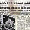 """""""1 Ottobre 1938: primo giorno di non scuola """""""