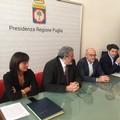 Grano duro, c'è la firma dell'accordo tra Casillo, l'ASP Zaccagnino, Coldiretti e Regione Puglia