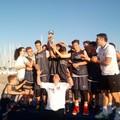 L'Under 13 maschile della Nuova Matteotti Corato campione regionale Gold
