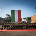 Disastro Ferroviario, Mattarella consegna la Medaglia d'Oro al Valor Civile alla Bandiera del Corpo dei Vigili del Fuoco