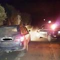 Inseguimento nella notte: la Metronotte recupera un'auto rubata