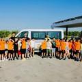 """La NMC al Torneo internazionale di Matera """"Minibasket in Piazza"""""""