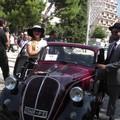 Moda al Volante, sfilano sulle ruote le epoche dell'Italia