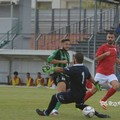 Quattro gol al Molfetta, il Corato passa il turno