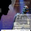 """La Pro Loco Corato presenta:  """"Il mio canto libero """" un omaggio a Lucio Battisti"""