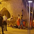 Omicidio in piazza a Corato, la vittima freddata con due colpi. Acquisite le immagini