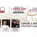 """Ritorna  """"Dedicato a Voi """", l'open day  """"stellato """" di Granoro"""