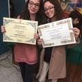 Gli studenti dell'Istituto Comprensivo Tattoli De Gasperi premiati dal Liceo Classico A. Oriani  di Corato