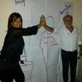 Avamposto d'Arte, Rossana Bucci e Oronzo Liuzzi espongono a Scalea