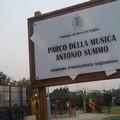 Il Parco della Musica di Ruvo porta il nome di Antonio Summo