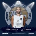 NMC, riconfermato il pivot Patrisio Cicivè