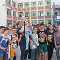 Rally matematico transalpino 2017, medaglia d'argento per l'istituto Tattoli - De Gasperi