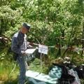Smaltiva rifiuti speciali nel Parco, denunciato commerciante di fiori