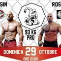 Mario Roselli pronto alla sfida con Ivan Loisin nelle Mixed Martial Arts
