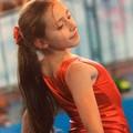 Ginnastica artistica, la piccola Sarah Strippoli è vice campionessa nazionale nel mini trampolino avanzato
