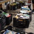 «I libri sono rifiuti? Portateli da noi»