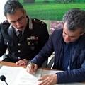Parco Alta Murgia, firmato il patto di collaborazione coi Carabinieri Forestali