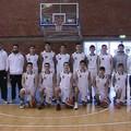 Basket, Trofeo delle regioni: fino a domenica il preraduno di Corato